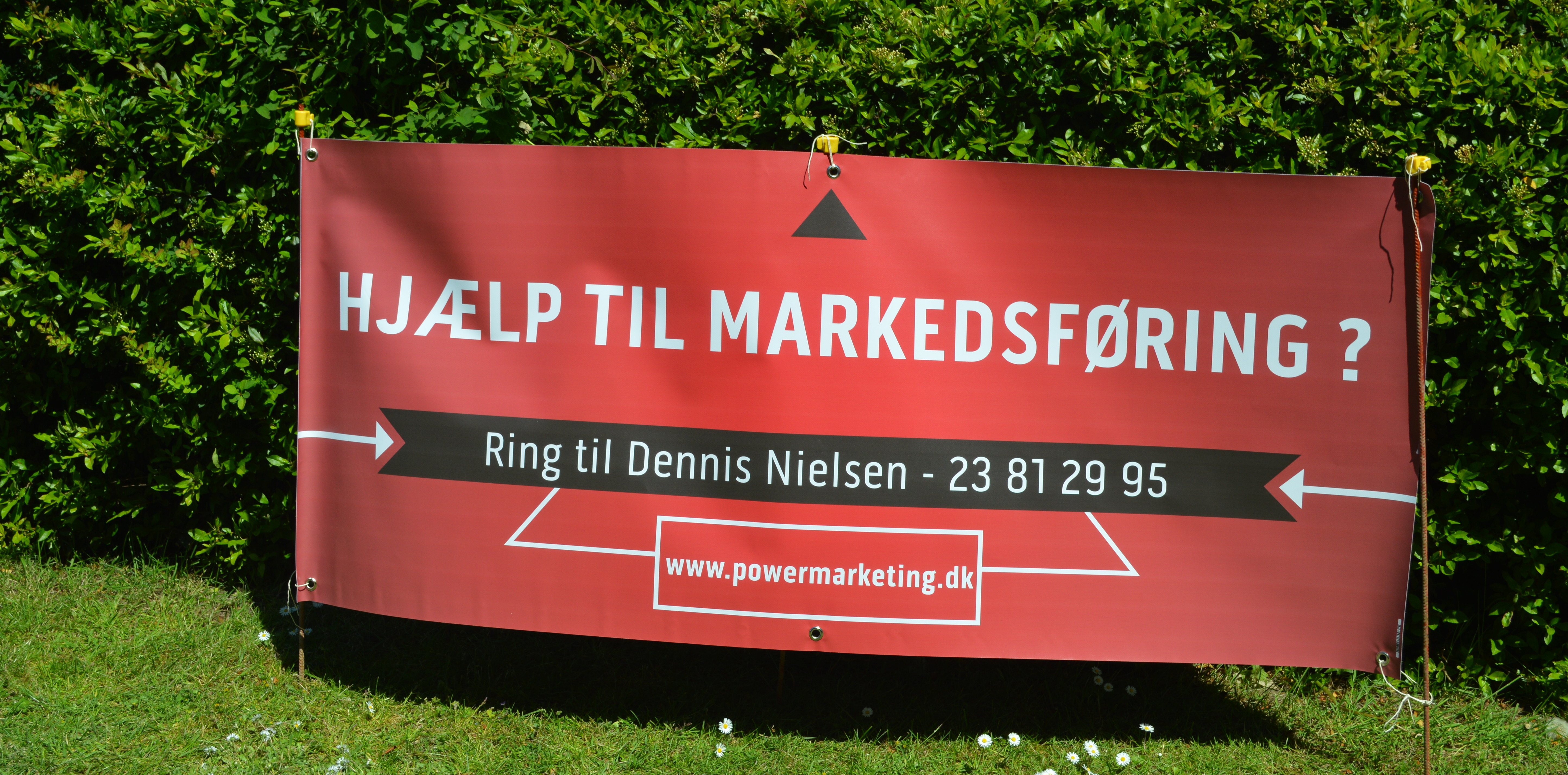 Lej en Marketing Manager!